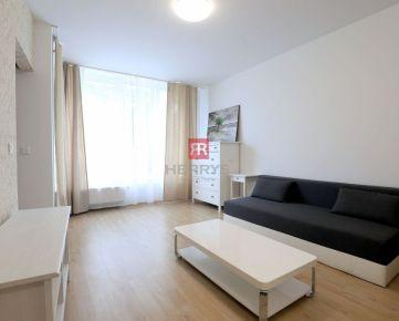 HERRYS - Na prenájom útulný 2 izbový byt s loggiou v rezidenčnom projekte Nový Ružinov
