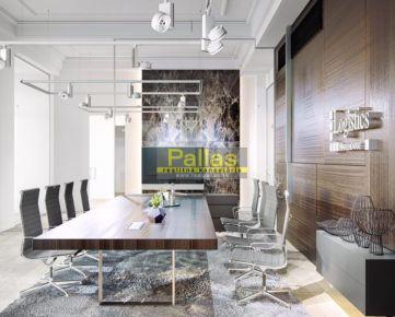 Pallas  Prenájom repre kancelárie bez zariadenia - centrum s parkovaním