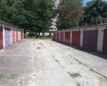 Predaj garáže v Trenčíne - časť Pred Poľom
