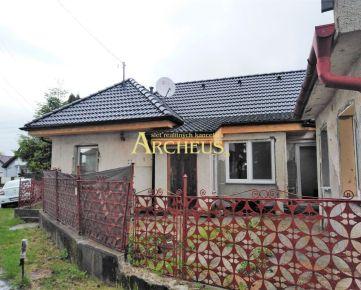 EXKLUZÍVNE Rodinný dom Bošany - Partizánske