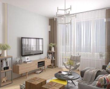 4-izbový byt v novostavbe Zelené Vlčince (A.211)