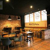 Reštaurácia 200m2, novostavba