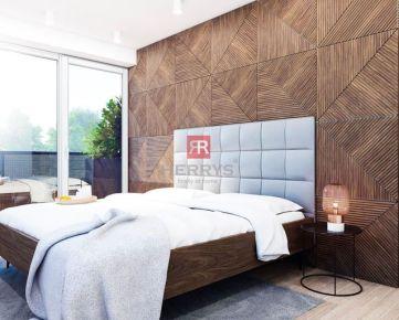 HERRYS - Na predaj 1,5 izbový byt s balkónom v novom rezidenčnom projekte Pod Vinicou