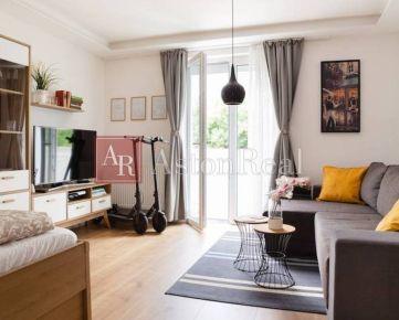 PRENÁJOM 1 izbový byt v Starom Meste, Šoltésova ul