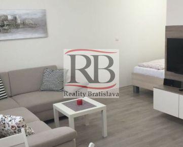 Moderný 1,5-izbový byt  v novostavbe na Lužnej ulici v Petržalke