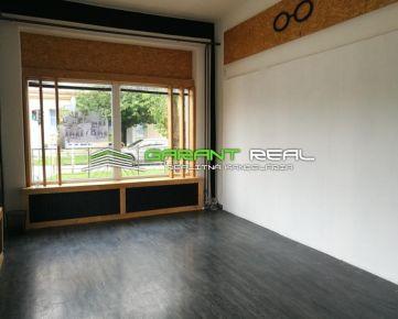 GARANT REAL - prenájom obchodný priestor, 56 m2, Levočská ulica, Prešov