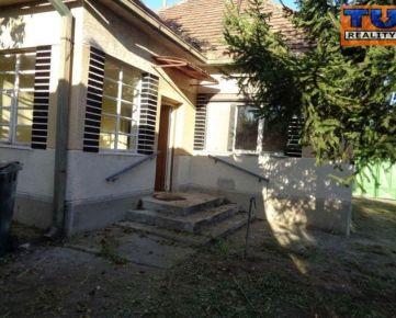 Starší 5-izbový dom vo Vysokej pri Morave, 130 m2. CENA: 109 000,00 EUR
