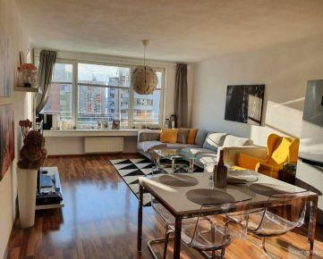 2,5 izb. byt, Kresánkova, Karlova Ves, lodžia, parkovacie státie