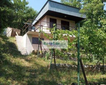 Predáme zaujímavú chatu spolu so záhradou v Devíne vhodnú na rekreáciu ako aj investíciu!