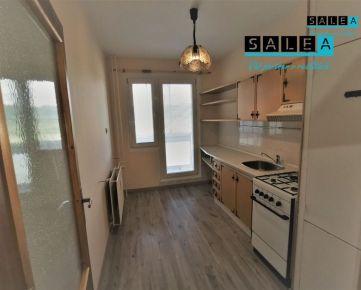 REZERVOVANÉ !!!Na predaj 2 izbový zrekonštruovaný byt na 6/7poschodi aj s lodžiou na Pod Vrškoch