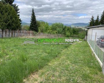 GARANT REAL - predaj stavebný pozemok 1400 m2/ 600 m2, všetky IS, Prešov, Táborisko