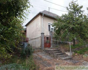 Starší rodinný dom v blízkosti centra v Chtelnici
