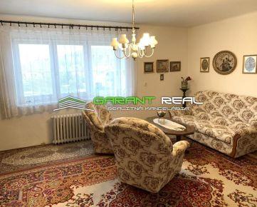GARANT REAL - prenájom 2-izbový byt 57 m2, čiast. rekonštrukcia, zariadený, Sídlisko II., Prešov