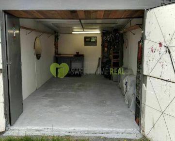 Na predaj murovaná garáž Užhorodská ulica, Košice - JUH