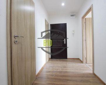 Prerobený 3,5i byt s balkónom za Kauflandom