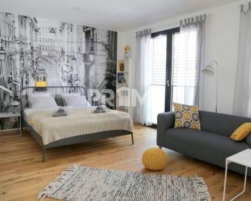 Štýlový apartmán, novostavba, stropné chladenie, Blumentál,Mýtna ulica