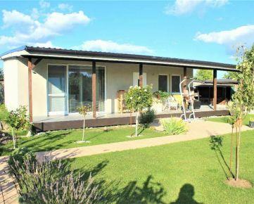 Odstúpenie záhrady 388 m2 | celoročný dom 50 m2| BA - Žabí majer