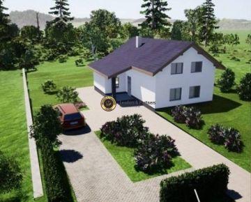 Rodinný dom Košice - Šaca, Šemšianska, novostavba, všetky IS