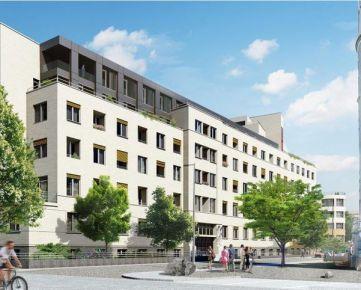 Bezručova Residence - 4 izbový mezonetový byt s terasou
