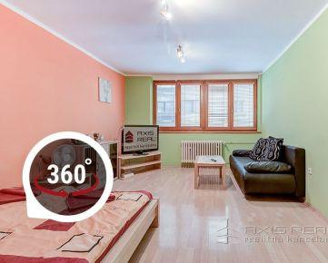 AXIS REAL:: Pekný 3-izb. ZARIADENÝ byt, BA I. Staré Mesto, Medená ul.