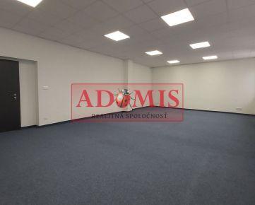 ADOMIS - Prenájom kancelárií,kompletne zrekonštruovaných  priestorov od 20 - 100m2 s vlastným parkovaním, Magnezitárska ulica Košice