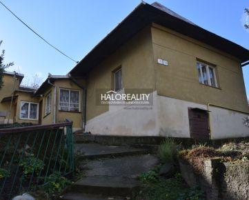 HALO REALITY - Predaj, rodinný dom Prešov, Solivar