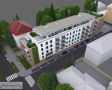 NOVINKA Krásne bývanie v centre Banskej Bystrice