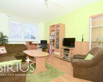 TOPLIANSKA, 2-i byt, 53 m2 – zateplený bytový dom, LOKALITA s množstvom zelene