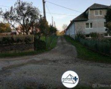 Predám stavebný pozemok - Nižná Kamenica
