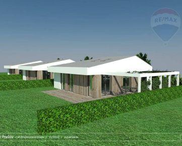 Na predaj 15 atraktívnych novostavieb rodinných domov v Prešove