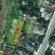 Pozemok pre rodinné domy 327m2