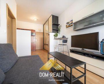 DOM-REALÍT ponúka útulný 2 izbový na Račianskej v Bratislave