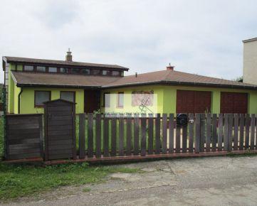 Dražba rodinného domu v Budimíre