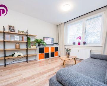 1i byt, 37 m2 – BA- Ružinov: príjemné bývanie v preferovanej lokalite s výborným dopravným spojením