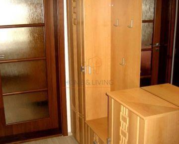 PRENÁJOM novo zariadeného 3-izb. bytu v Čadci