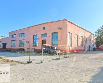 Prenájom Skladový objekt a Kancelárie, 1029 m2, Cementárenská ulica, Stupava