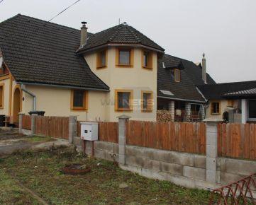 Predaj polyfunkčného domu s rodinným bývaním