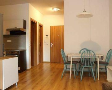 Na prenájom 2 izbový byt v novostavbe s terasou