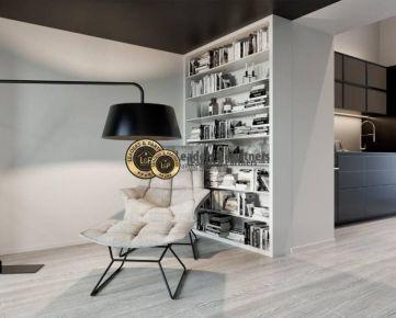 Nový rezidenční projekt, 1+kk, po celkové rekonstrukci, Praha 1