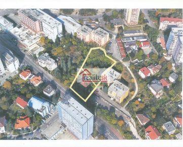 Predám krásny stavebný pozemok na Kramároch, Stromová ulica.