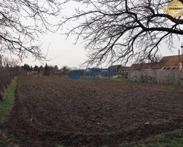 Na predaj pozemok 1840 m², Senec