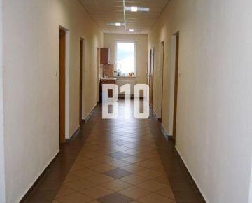 Kancelárie (15-30 m2) na prenájom  - bezplatné parkovanie -  Žilina