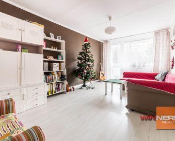 3-izbový byt - Zupkova ulica