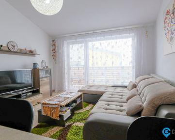 Slnečný 3 izbový byt v novostavbe s parkovacím státim, ul. Lipová, Bernolákovo