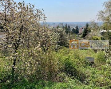 Predaj stavebného pozemku s nádherným výhľadom v tichej lokalite, BA III., Rača