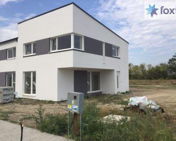 Predaj RD v Dunajskej Lužnej, Novostavba, 4 izbový, pozemok 422m2, úžitkova 106m2