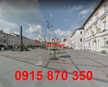 Na prenájom priestory v historickom objekte v centre mesta Banská Bystrica