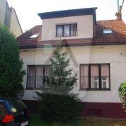 Rodinný dom 206m2, čiastočná rekonštrukcia