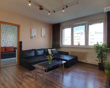 Na predaj 3 izbový byt , Pribišova ulica, Bratislava IV-Dlhé Diely