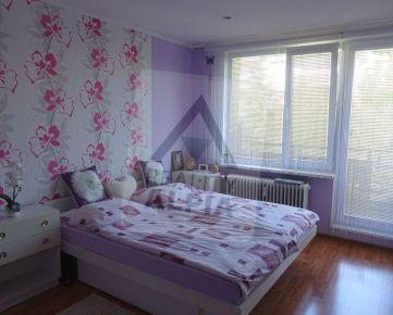 1-izbový byt s dvoma loggiami / 40,3 m2 / Žilina - Bôrik
